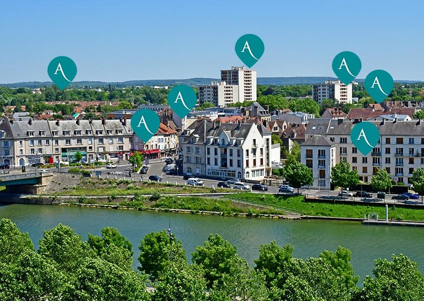 Pro.Gestion, agence immobilière à Pontoise